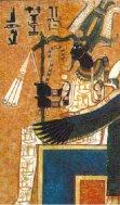 Dios egipcio Osiris