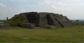 Templo principal de Tula