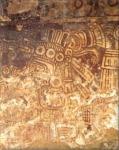 Pintura mural de Mitla