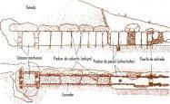 Plano dolmen de Viera, Antequera