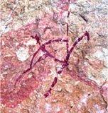 Pintura rupestre de Alcañiz