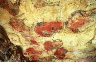 Bisontes de las Cuevas de Altamira