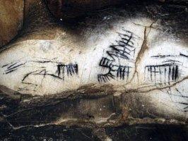 Signos de la Cueva d ela Pileta