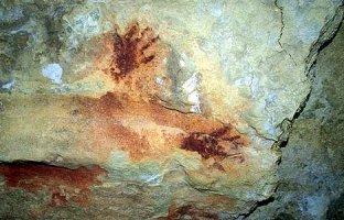 La cueva de la Fuente del Salín se localiza en Muñorrodero, Val de San Vicente