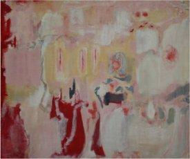 Mark Rothko: 'Sin título' (1946). 228 x 268 cm.